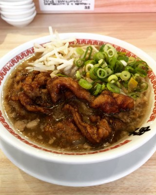 肉汁麺レベル1 - Nikujirumen Susumu
