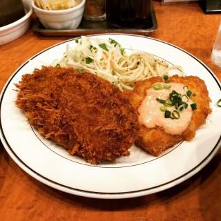 メンチカツとチキン南蛮 - Kitchen Jiro