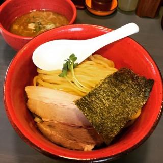 4種類のスープ - つけ麺専門 百の輔