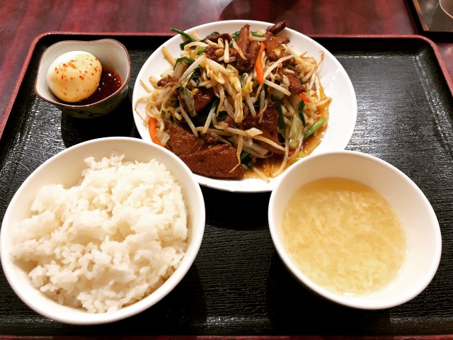 野菜たくさん - Peking Hanten