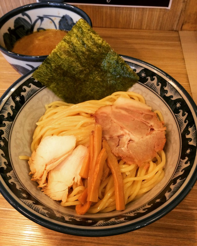 つけ麺 - 秋葉原つけ麺 油そば 楽