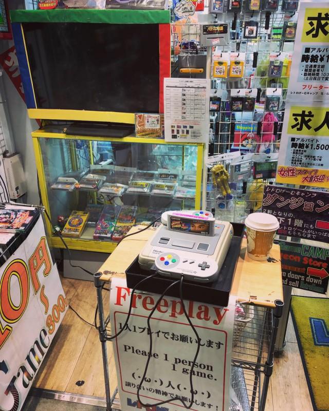 スト2 - レトロげーむキャンプ 秋葉原店