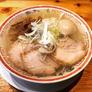 透明なスープ - 田中そば店
