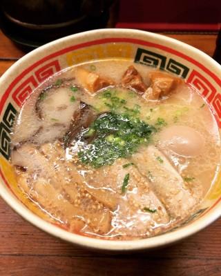 シンプルな味 - 九州じゃんがら
