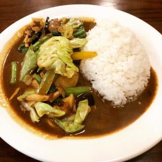 日本風のカレー - ベンガル