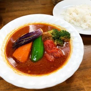 ダシの旨み - スープカレー カムイ