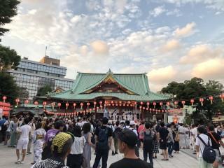 お祭り - Kanda Myoujin