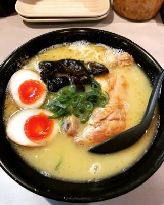 スープが濃厚 - 鶏王けいすけ