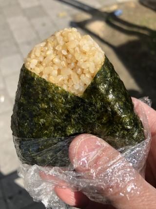 梅のおむすび - Omusubi no GABA