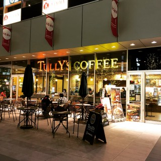 Tullys Coffee Akihabara UDX