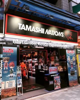 Tamashii Nations Sofmap Akiba 4th